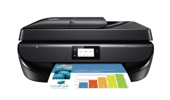 Photo of HP OFFICEJET 5255 DRIVER