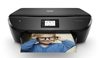 Photo of HP ENVY Photo 6255 Driver